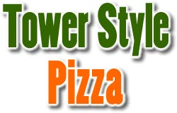 Tower Style Pizza