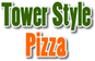 Tower Style Pizza logo