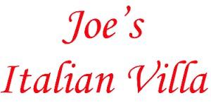 Joe's Italian Villa
