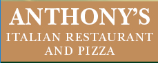 Anthony's Italian Pizza