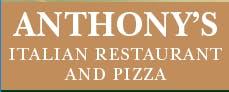 Anthony's Italian Pizza