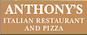 Anthony's Italian Pizza logo