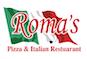 Roma's Pizza & Italian Restaurant logo
