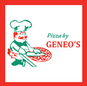 Pizza By Geneo's logo
