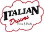 Italian Dreams Pizza & Pasta logo