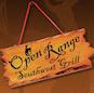 Open Range Southwest Grill logo