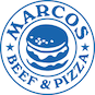 Marco's Beef & Pizza logo