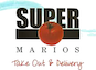 Super Mario's Pizza logo