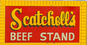 Scatchell's Beef & Pizza logo