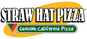 Straw Hat Pizza logo