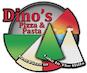 Dino's Pizza & Pasta logo