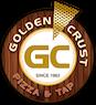 Golden Crust Pizza & Tap logo