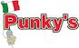 Punky's Pizza & Pasta logo