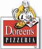 Doreen's Pizza logo
