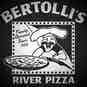 Bertolli's River Pizza logo