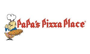Papa's Pizza Place