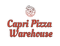 Capri Pizza Warehouse logo