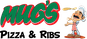Mug's Pizza & Ribs logo