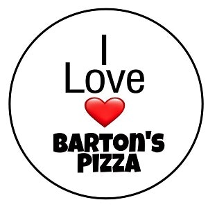Barton's Pizzeria logo