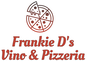 Frankie D's Vino & Pizzeria logo