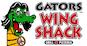 Gators Wing Shack Grill & Pizzeria logo