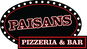 Paisans Pizzeria & Bar logo