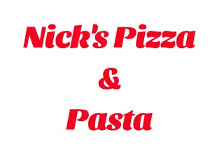 Nick's Pizza & Pasta