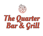 The Quarter Bar & Grill logo