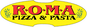 Romas Pizza & Pasta logo