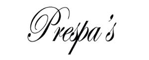 Prespa's Italian Restaurant logo