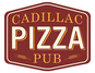 Cadillac Pizza Pub logo