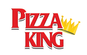 Pizza King of Irving logo