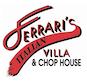 Ferrari's Italian Villa logo