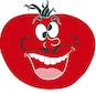 Crazy Tomato Pizza Pasta logo