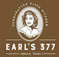 Earl's 377 Pizza logo