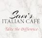 Sam's Italian Cafe logo