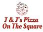J & J's Pizza On The Square logo