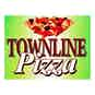 Townline Pizza logo