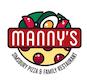 Manny's Simsbury Pizza & Family Restaurant logo
