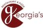 Georgia's Restaurant & Pizza logo