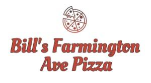 Bill's Farmington Ave Pizza
