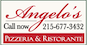 Angelo's Pizzeria & Family Restaurant logo