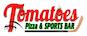 Tomatoe's Pizza & Sports Bar logo