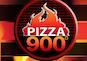 900 Pizza logo