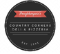 Country Corners Deli & Pizza logo