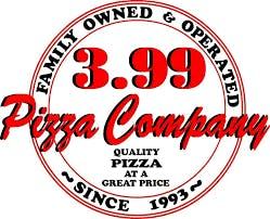 399 Pizza Co