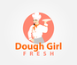 Dough Girl Pizza logo