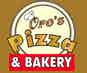 Oros Pizza & Bakery logo