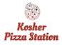 Kosher Pizza Station logo