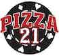 Pizza 21 logo